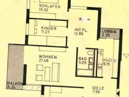 Sehr geräumige 4,5-Zimmer-Wohnung in Mühlacker mit Einliegerbereich