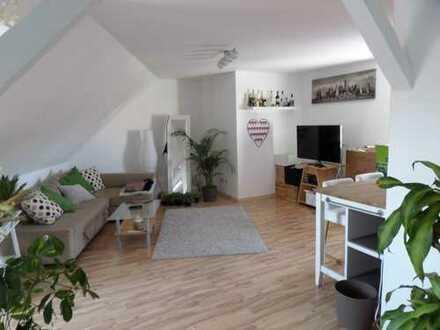 Dachgeschosswohnung in der Altstadt - Wohnen im Radio Homburg Haus
