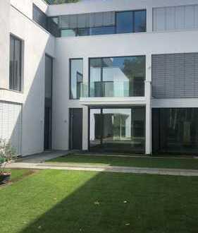 Drachenfelsblick - ruhig gelegene Gartenwohnung - Neubau Erstbezug!