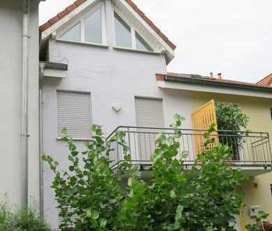IHR EIGENES REICH IN MODAU: Maisonette-Wohnung mit 5 Zimmern in idyllischer Lage