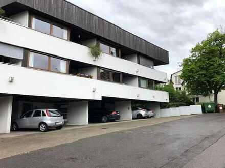 Wohnen auf 2 Etagen! Tolle 4 Zimmer Wohnung mit EBK, Terrassen, Keller