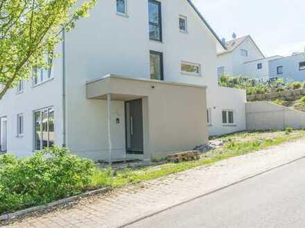 Erstbezug mit Terasse: 3-Zimmer-Erdgeschosswohnung in Heidelsheim in ruhiger Lage