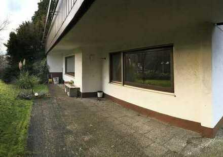 Gepflegte 2,5-Zimmer-Einliegerwohnung mit Süd-Terrasse in Lorch