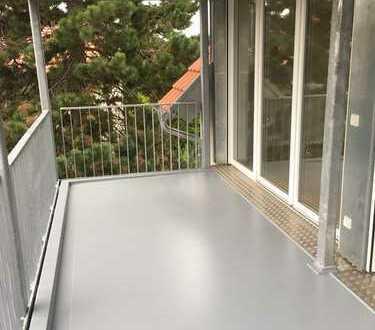 4 Zi. Wohnung mit Balkon - Bläsiring -