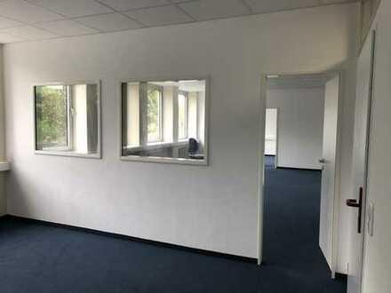 Vermietung von Büroflächen