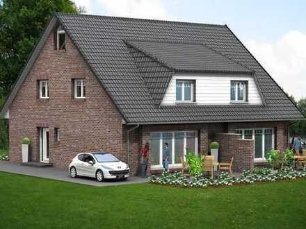 Hagen im Bremischen 4-5 Zi. Neubau Doppelhaushälfte im Bau - jetzt Musterhaus besichtigen !