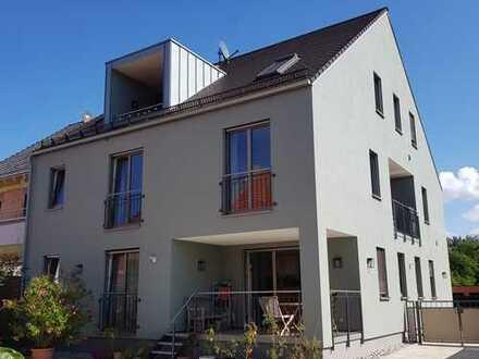 Helle 3-Zimmer-Wohnung mit Balkon und Einbauküche in Hösbach