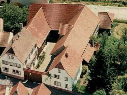 Anwesen im Weinbaugebiet der Südpfalz