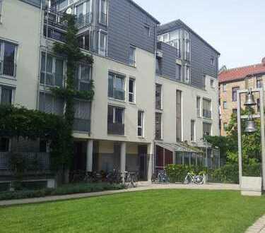 moderne 3-Zimmer-Wohnung im Herzen Heidelbergs