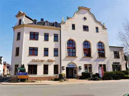 Dachgeschosswohnung im Zentrum von Stollberg!