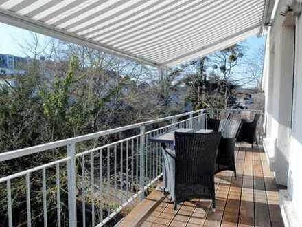 Nahe Poppeldorfer Allee - 5-Zimmer-Maisonette-Wohnung-Grün- auch teilgewerblich-Balkon und EBK