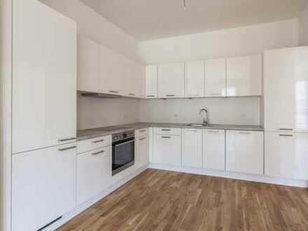Traumhafte 4-Zimmerwohnung I Bodenheizung   Einbauküche   Gäste-WC   Terrasse