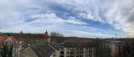 Gemütlich über den Dächern von Wiesbaden leben * Neubau * 2-Zimmer