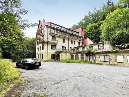 ehemaliges Ferienheim/Hotel