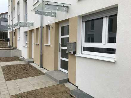 Erstbezug mit Einbauküche: freundliches Reihenendhaus mit fünf Zimmern in Buckenberg, Pforzheim
