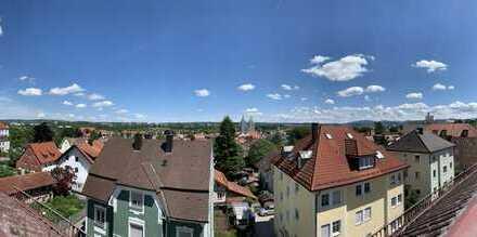 Die Gelegenheit: Wohnen über den Dächern Kemptens