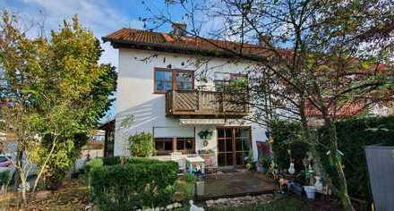 ... modernes Haus im Grünen mit Westgarten und Garage - DG ausbaubar ...