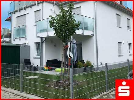2-Zimmer-Erdgeschosswohnung in Ingolstadt-Feldkirchen