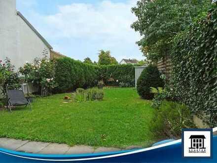 Schöne Altbauwohnung, eigener Garten, Tageslichtbad mit Wanne und Dusche, Gäste-WC!