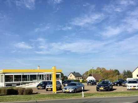 NEU !! ++ Autohaus in Stadtlage mit großzügigem Außenbereich direkt an der B92 ++ NEU !!