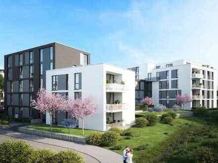 Attraktive Wohnung mit Süd-Ost Balkon in exklusiver Lage in den Steimker Gärten