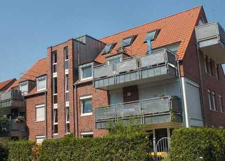 1-Zimmer-Wohnung mit Balkon, Kochzeile und TG-Stellplatz im Mauritzviertel