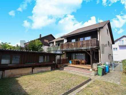 Platz für die ganze Familie in Bietigheim: DHH mit Garten, Garage, Südbalkon und -terrasse