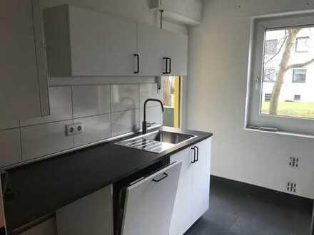 Exklusive, gepflegte 4-Zimmer-EG-Wohnung m. Balkonen u neuer EBK in Frankfurt