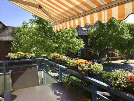 Neuwertige 3-Zimmer-Wohnung mit Balkon und Einbauküche in Korschenbroich-Lüttenglehn