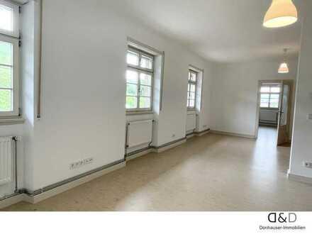 *** Neu sanierte 4 Zi. Wohnung+EBK+TG-Stellplatz + Blick auf die Weinberge ***