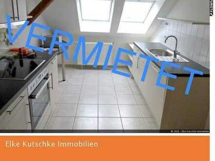 2-R Wohnung mit neuer Einbauküche in Bautzen