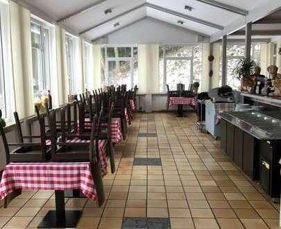 Pizzeria/Gaststätte, Coburg, eingerichtet, Terrasse, Ablöse erwünscht