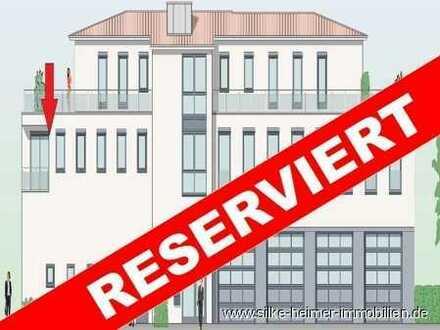 !! Neubauwohnung mit Fahrstuhl und toller Südloggia - frei ab 01.08.2020 !!