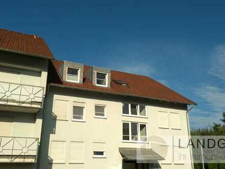 Dachgeschoss-Apartment als Kapitalanlage