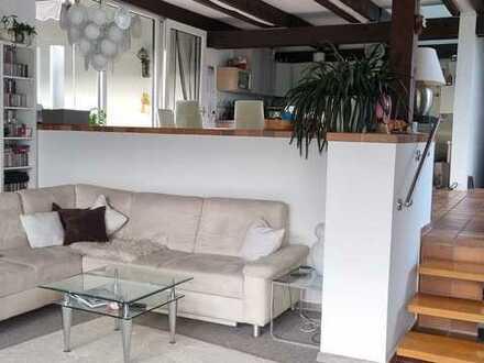 Freistehendes Einfamilienhaus in Hanglage am Grünen Hügel in Bayreuth