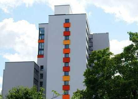 Exklusive 3-Zimmer-Wohnung | 9. Obergeschoss mit Balkon | Mainufer-Nähe