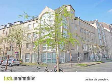 Außergewöhnliche 4 Raum Wohnung in perfekter Lage von Pempelfort!! *Mitgestaltung möglich!*