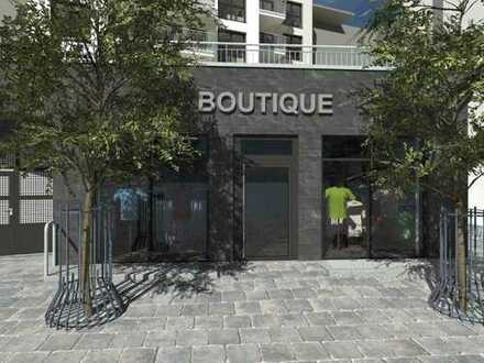 Ladengeschäft Neubau in Neu-Ulms bester Innenstadtlage