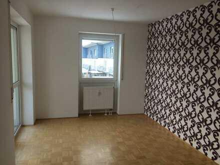 Gepflegte 2-Zimmer-Wohnung mit Balkon in Leipheim