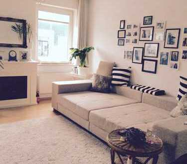 Ansprechende 1-Zimmer-Hochparterre-Wohnung mit EBK in Hannover-Döhren/Wülfel ab sofort oder später
