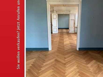 Kernsanierte Büroflächen im Offenburger Stadtzentrum! ++Denkmalgeschützt, Parkettboden++