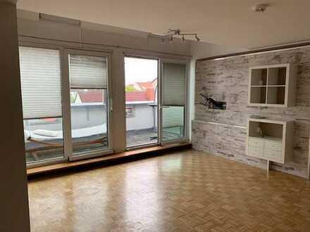 Tolle 2 Zimmermaisonettewohnung mit Balkon
