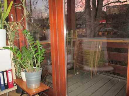 Hochwertige helle 3-Raum-Wohnung mit Balkon zu vermieten