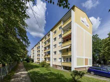 """WOBAG - """"Alles, außer gewöhnlich!"""" - Charmante 2-Zimmer Wohnung mit Einbauküche und Balkon"""