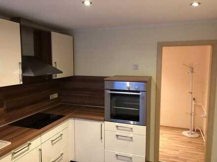 Neuwertige 2-Zimmer-Wohnung auf Wunsch möbliert! Mit Einbauküche in Börnichen