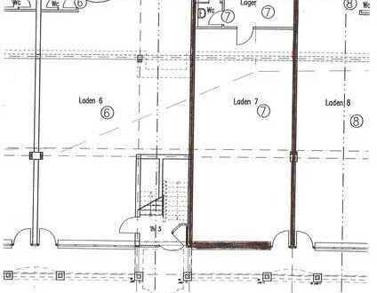 Laden-/ Bürofläche in zentraler Innenstadtlage