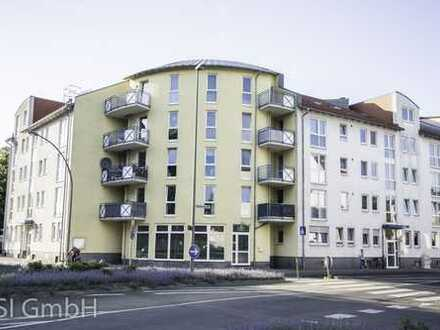 Ruck zuck am Bahnhof - moderne Dachgeschoß-Wohnung an der Ehrensäule