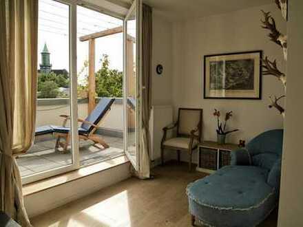 5-Zimmer-Maisonette-Eigentumswohnung in Hamburg-Uhlenhorst