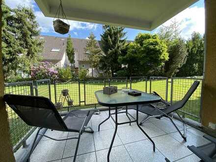 Ruhiges Wohnen in 3,0-Zimmer in Gevelsberg mit Balkon und Garage zur Miete!