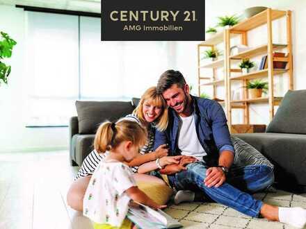 WE3: Komfortables Wohnen in heller 4 Zi-Wohnung im Herzen von Neusäß